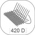 420 Denier Nylon / PU bonded