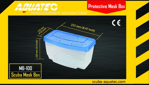 Scuba Mask Box