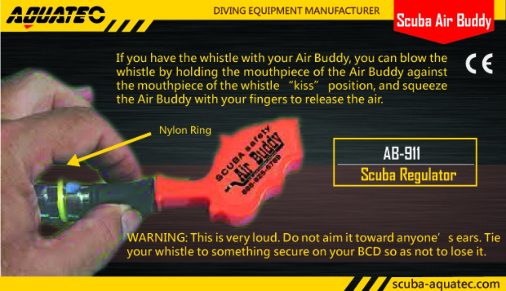 Scuab Air Buddy
