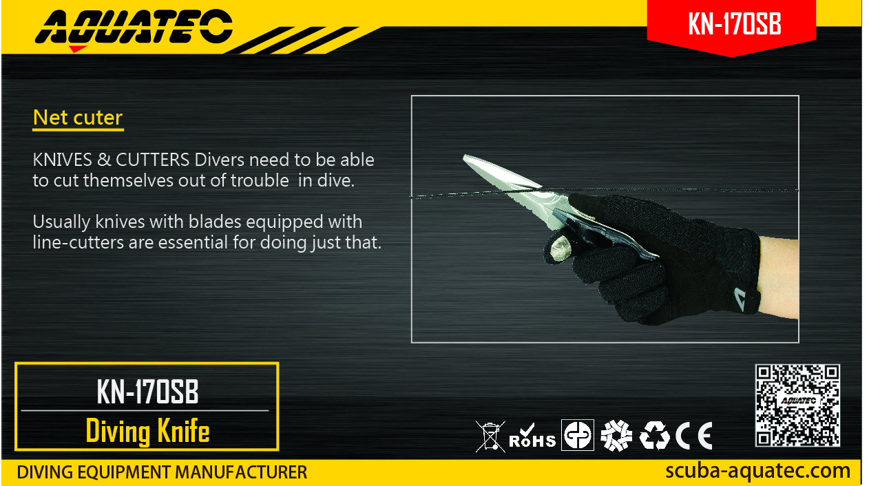 Diving Knife