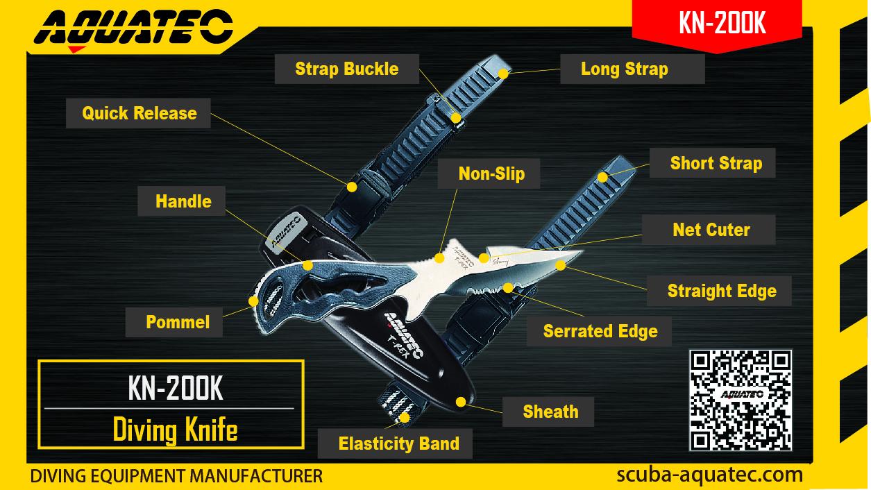 Scuba Knife