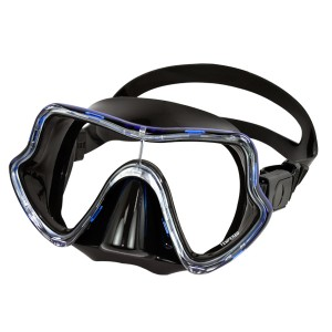 One Window Diving Mask
