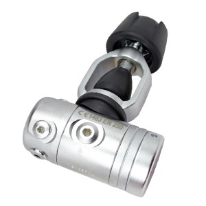 Scuba Balanced Diaphragm Regulators (Yoke)