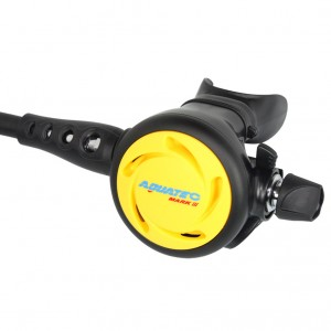 Diving Adjustable Backup Regulators